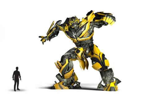 Bumblebee (Transformers) para Sony Ericsson XPERIA X10 mini pro