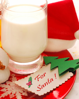 Gift for Santa Background for Nokia X2