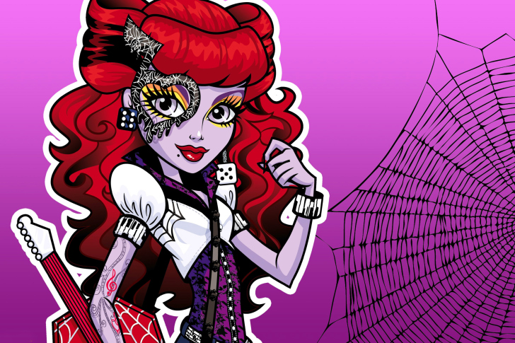 Fondo de pantalla Monster High