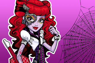 Monster High Background for Android, iPhone and iPad