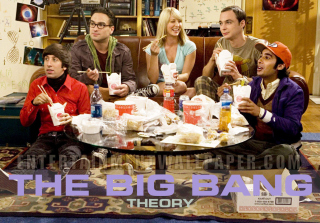 The Big Bang Theory sfondi gratuiti per 1600x1200