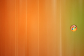 Orange Windows Picture for Android, iPhone and iPad