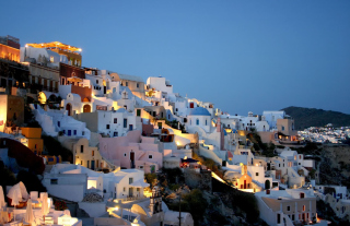 Architecture Greece Wallpaper for Android, iPhone and iPad