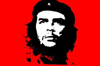 Che Guevara Background for Android, iPhone and iPad