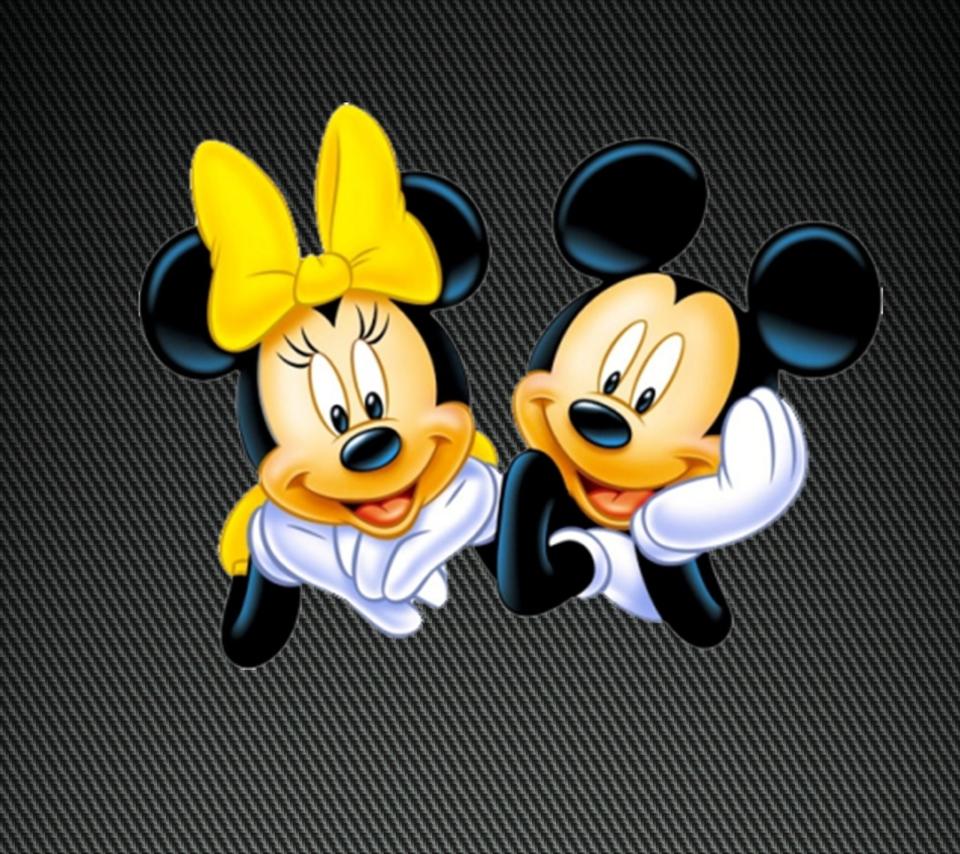 Mickey And Minnie para Sony Ericsson XPERIA Neo V