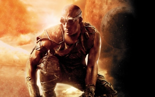 Free Vin Diesel Riddick Movie Picture for Android, iPhone and iPad