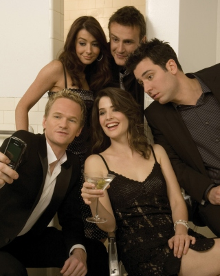 How I Met Your Mother papel de parede para celular para iPhone 6
