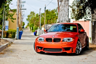 BMW 1 Series M E82 Picture for Android, iPhone and iPad