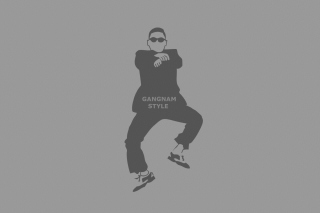 Gangnam Style Picture for Android, iPhone and iPad