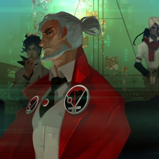 Transistor Video Game sfondi gratuiti per iPad Air