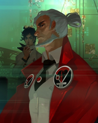 Transistor Video Game Wallpaper for HTC Titan