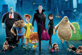 Hotel Transylvania 2 Wallpaper for Android, iPhone and iPad