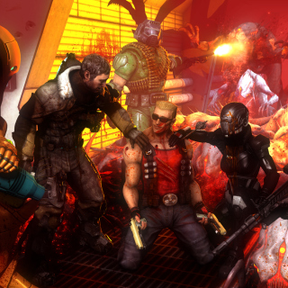 Call of Duty Dead Space Zombies sfondi gratuiti per iPad 3