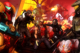 Call of Duty Dead Space Zombies Picture for Android, iPhone and iPad