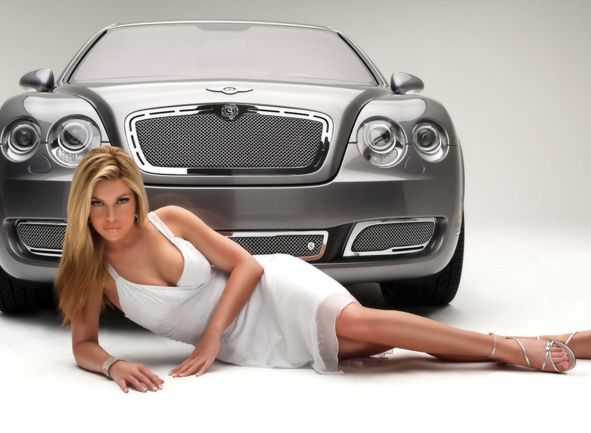Screenshot №1 pro téma Posh Bentley Model 1920x1408