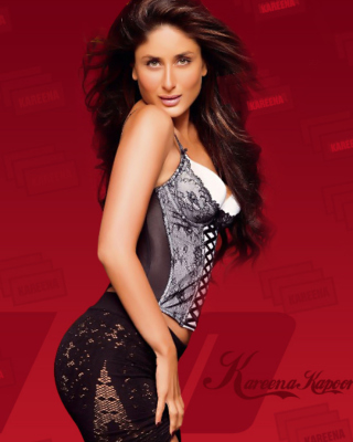 Kareena Kapoor Video Song Wallpaper for Nokia Asha 306
