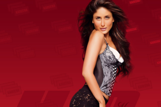 Kareena Kapoor Video Song Wallpaper for Samsung P1000 Galaxy Tab