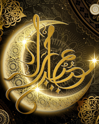 Ramadan HD Background for iPhone 5S