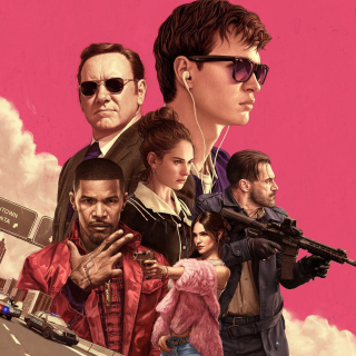 Baby Driver 2017 Film Picture for 208x208
