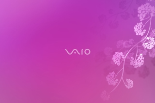 Sony VAIO Laptop Background for Samsung Galaxy Tab 2 10.1