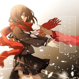 Kagerou Project sfondi gratuiti per iPad Air