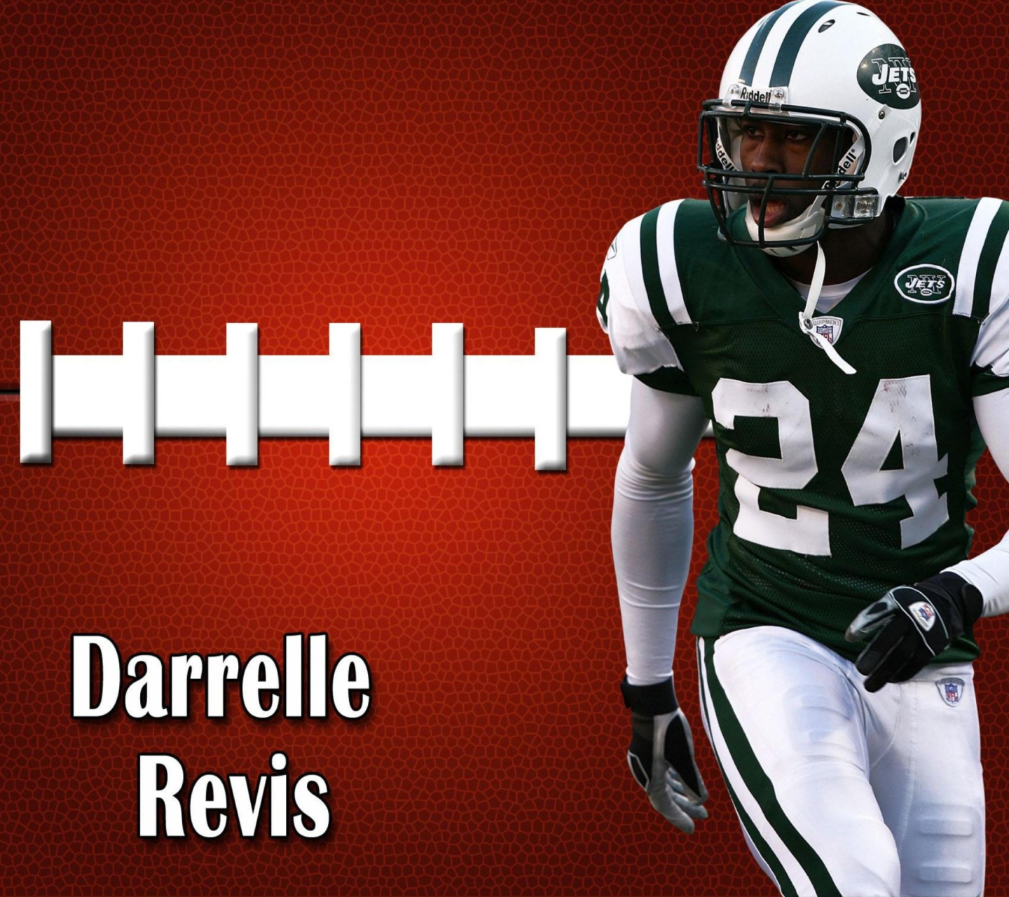 Screenshot №1 pro téma Darrelle Revis - New York Jets 1440x1280