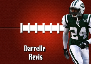 Darrelle Revis - New York Jets Wallpaper for Android, iPhone and iPad
