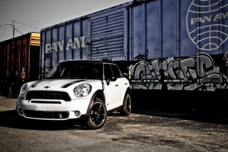 Mini Countryman Background for Android, iPhone and iPad