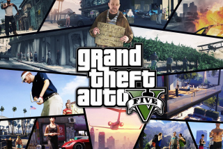 Free Grand Theft Auto 5 Picture for Desktop 1280x720 HDTV