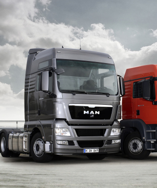 MAN TGX Picture for Nokia C-5 5MP