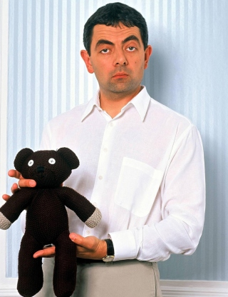 Mr Bean Background for Nokia X6