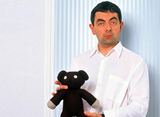 Mr Bean Wallpaper for Android, iPhone and iPad