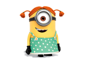 Free Minion Stuart Picture for Android, iPhone and iPad