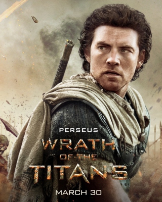 Wrath of the Titans Picture for iPhone 6 Plus