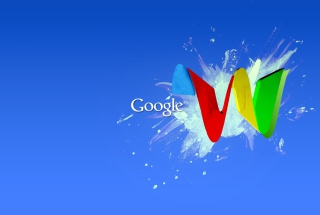 Google Logo papel de parede para celular para Widescreen Desktop PC 1600x900