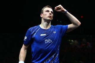 Free Nick Matthew - squash player Picture for Android, iPhone and iPad