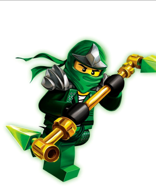Lego Ninjago Background for Nokia Asha 305