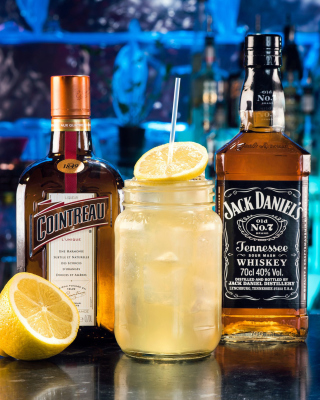 Cointreau and Jack Daniels Picture for HTC Titan