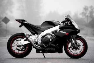 Aprilia RSV4 Background for Android, iPhone and iPad