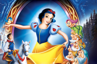 Disney Snow White Wallpaper for Android, iPhone and iPad