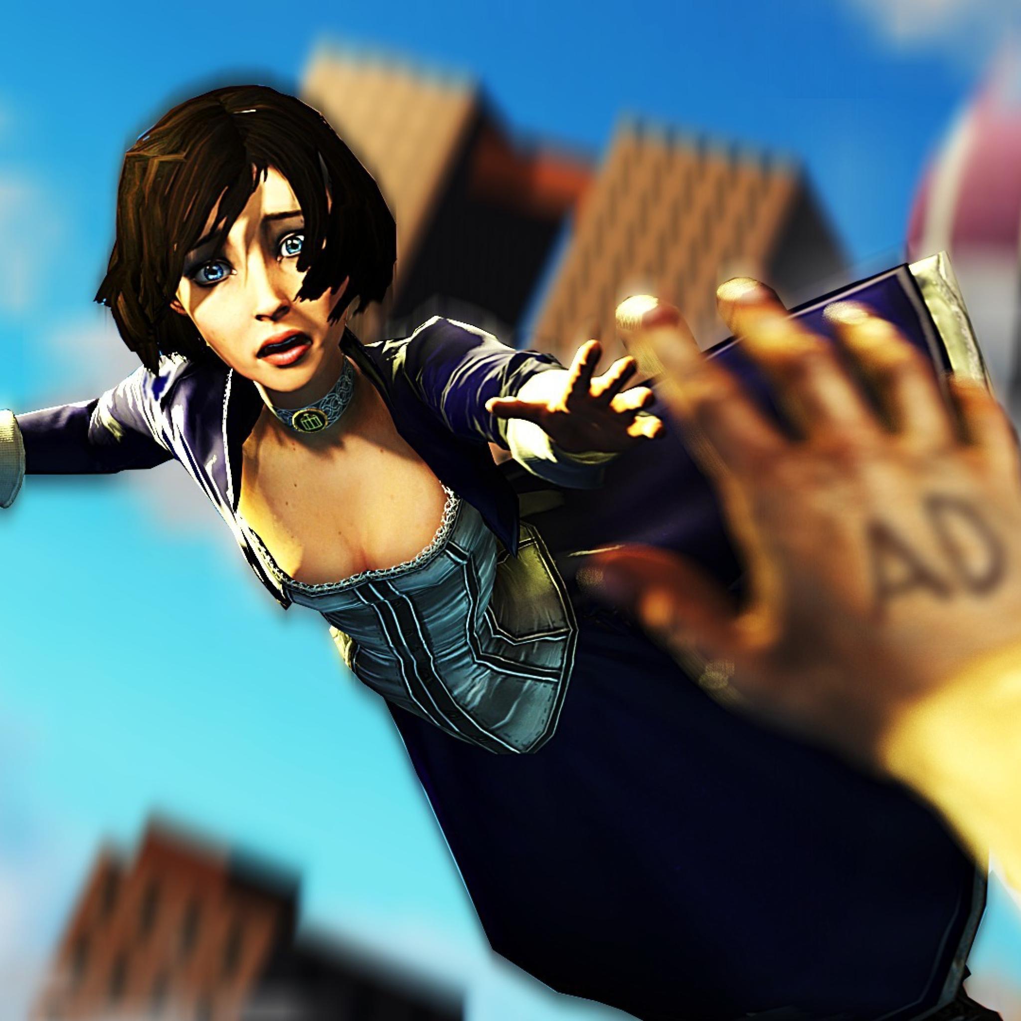 картинки на айфон из игры биошок сша