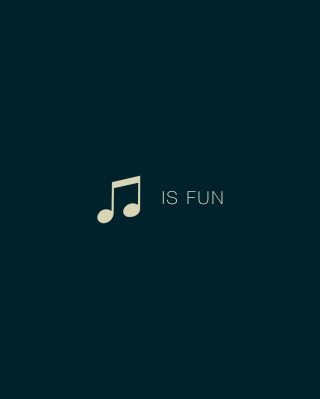 Free Music Is Fun Picture for iPhone 6 Plus