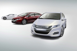 Honda Insight Concept Wallpaper for 1400x1050