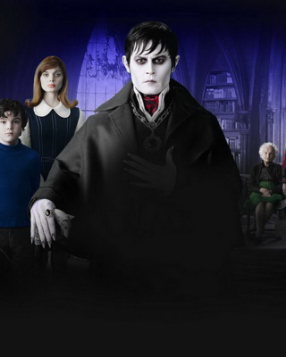 Dark Shadows 2012 Wallpaper for 768x1280