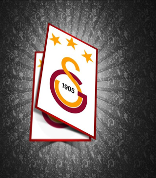 Galatasaray Background for Nokia C1-01