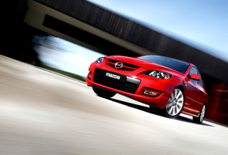 Mazda 3 Mps Background for Android, iPhone and iPad