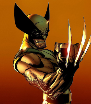 Free Wolverine Picture for Nokia C5-06