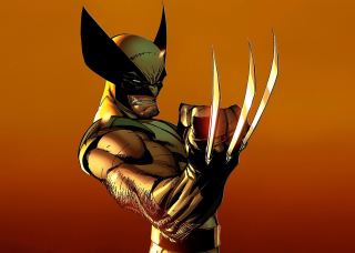 Wolverine Background for Android, iPhone and iPad