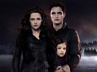 Screenshot №1 pro téma The Twilight Saga 320x240