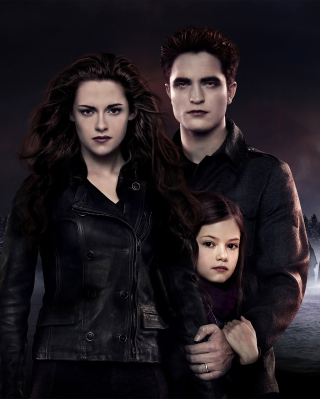 The Twilight Saga sfondi gratuiti per Nokia C1-00